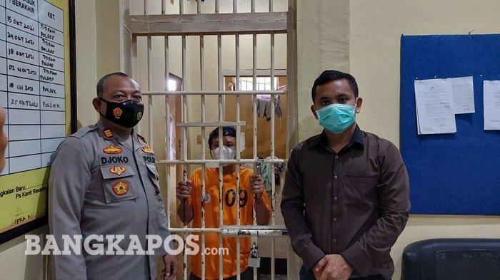Mengaku Karyawan PT Timah, LD Berhasil Gondol Uang Jutaan Rupiah Milik Warga, Ini Modusnya