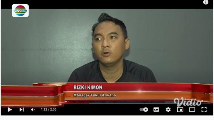 Rizki Kimon Update Kondisi Tukul Arwana