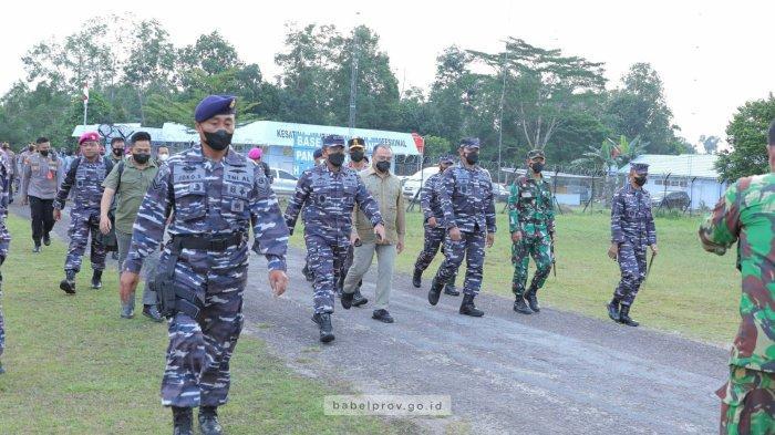 Begini Kesan KSAL TNI AL Yudo Margono Usai Latihan Ratsus di Pantai Belitung