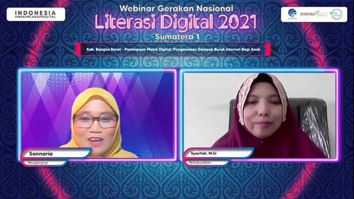 Dosen IAIN SAS Bangka Belitung Ajak Bijak Bermedia Sosial dalam Gerakan Literasi Digital Nasional