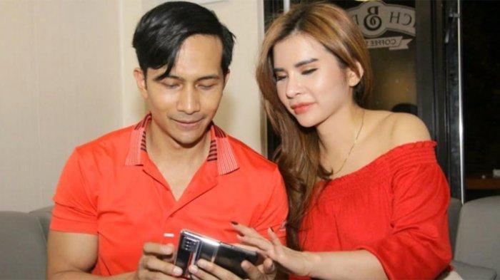 Inilah Sosok Pria yang Tepergok Bersama Maria Vania di Sebuah Tempat, Sering Disebut Sultan Bandung