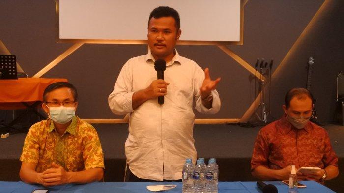 Johansen Harap Penguatan Sinergitas Pemkot dengan Pemprov Bangka Belitung