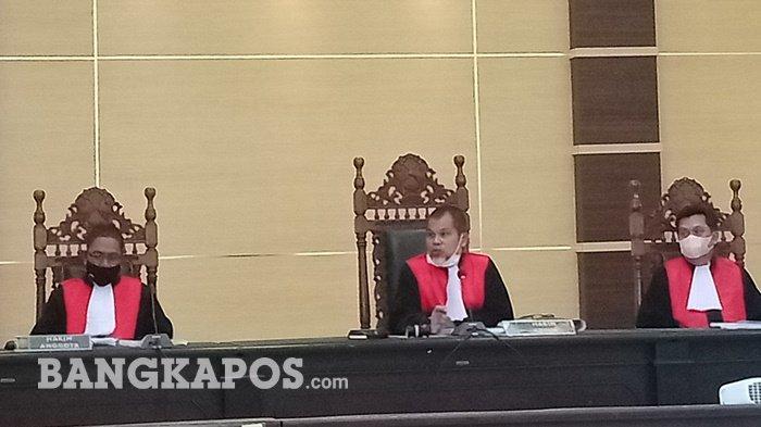 Terjerat Korupsi BRI Pangkalpinang, Direktur CV HPJ Dituntut 8 Tahun Penjara, Denda Setengah Miliar