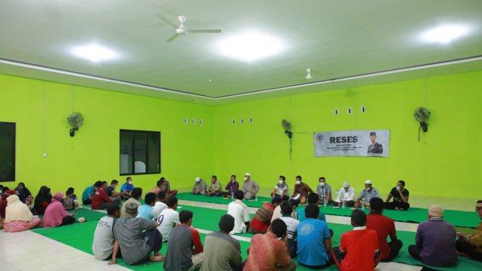Wakil Ketua DPRD, M Amin Motivasi Generasi Milenial Membangun Desa