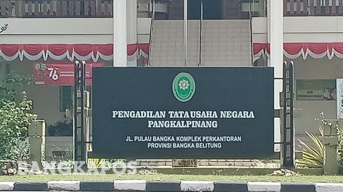PTUN Pangkalpinang Terima Gugatan PH PT Pulomas, Ini Penjelasannya