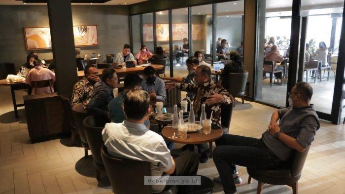 Erzaldi Minta Bank BRI Dukung Pembangunan Pariwisata di Bangka Belitung