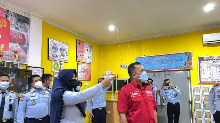 Bangunan Bernilai Historis, Staf Ahli Kemenkum HAM Kunjungi Lapas Perempuan Pangkalpinang