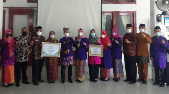 Kabupaten Bangka Raih 3 Penghargaan dari Kementerian PP dan PA, Hasil Pemberdayaan Perempuan