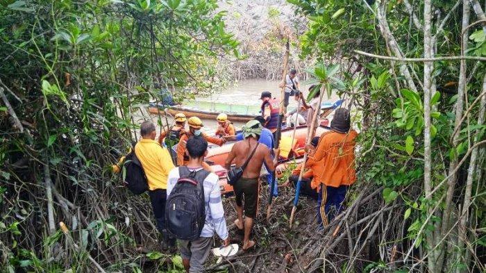 Jasad Punggul Korban Terkaman Buaya Sudah Tak Utuh, Ditemukan 2 KM dari Lokasi Awal