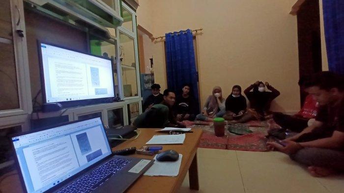 Mahasiswa Prodi KPI IAIN SAS Bangka Belitung Bentuk Komunitas Visual