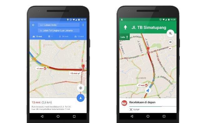Asik! Google Maps Punya Fitur Baru Lite Navigation, Bikin Motoran Makin Mudah Saat Ketemu Tikungan