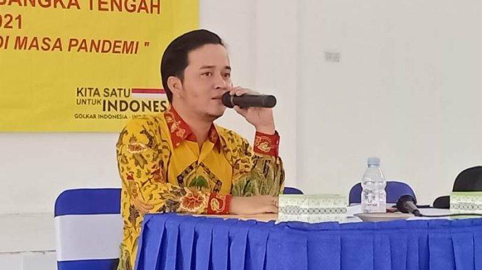 Era Susanto Anak Muda yang Terjun ke Dunia Politik, Kini Jabat Ketua Komisi III DPRD Bangka Tengah