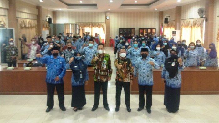 Pilih Kepengurusan Baru, KORPRI Kabupaten Bangka Gelar Musyawarah Luar Biasa