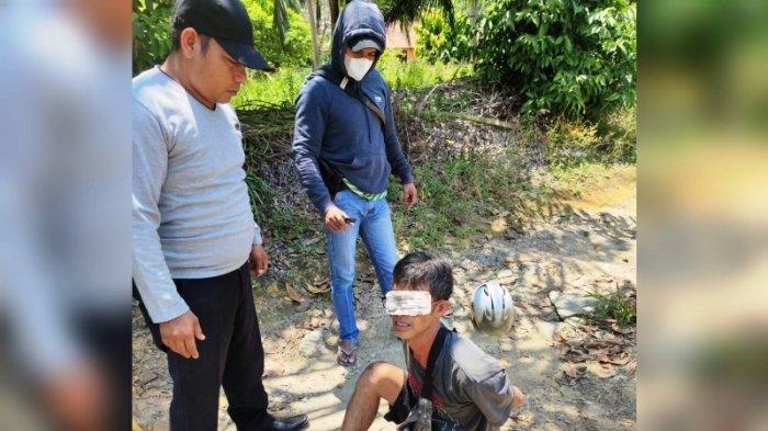 Pengedar Narkoba di Sungailiat Ini Disergap Polisi Saat Tunggu Pembeli, Transaksi Dekat Rumah Pelaku