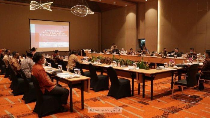 Seluruh Pihak Bersepakat Selamatkan PT. BPRS Bangka Belitung