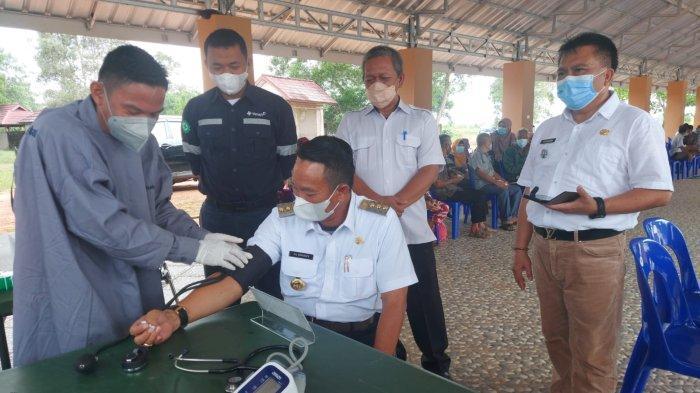 Mobil Sehat PT Timah Tbk Keliling Layani Warga Pulau Belitung