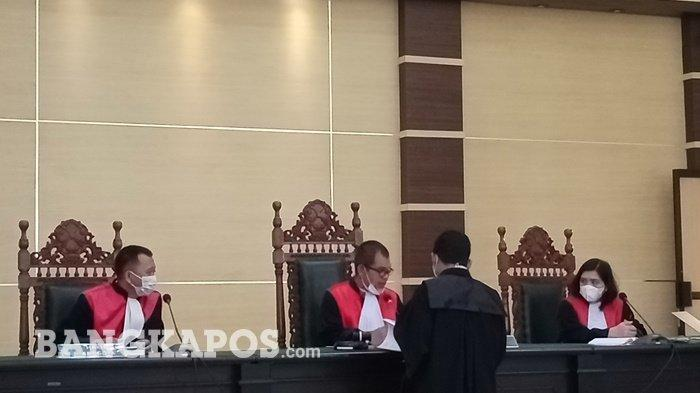 Kasus Sabu Dalam Nasi Goreng, Terdakwa Ajukan PK