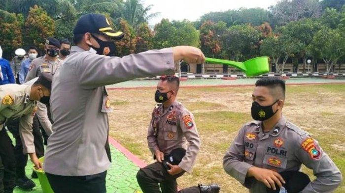 Polres Bangka Selatan Dapat Tambahan 17 Personel dari Polda Babel