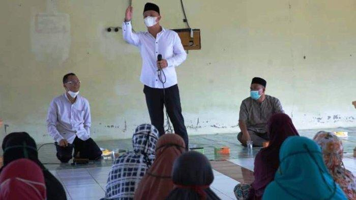 Fitra Wijaya Siap Perjuangkan Aspirasi Masyarakat Pembangunan Jalan Lingkar Desa Celuak