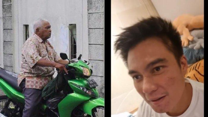 Baim Wong Tersudut, Tetangga Bongkar Keseharian Kakek Suhud, Pegiat Sosial Galang Dana Puluhan Juta