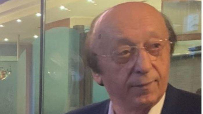 Curhat Mantan Direkrut Juventus Luciano Moggi yang Ingin Bunuh Diri Pasca Skandal