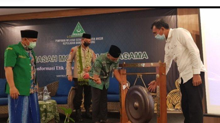 GP Ansor Sebarkan Kebajikan Agama Berbasis Kemanusiaan