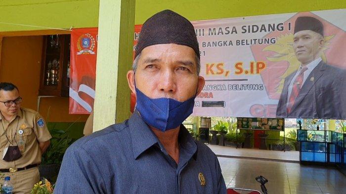 Ketua Komisi IV DPRD Babel Dorong Percepatan Vaksinasi Pelajar, Penunjang Pelaksanaan PTM