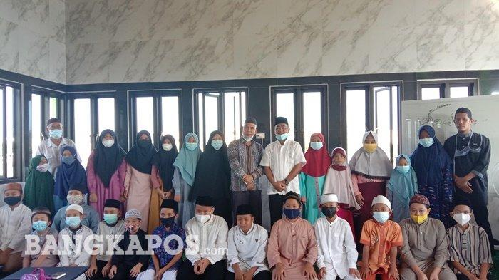 Ketua Yayasan Sebut Antusias Santri Masuk dan Belajar Ke Rumah Tahfizh Al-Huda Gabek Tinggi