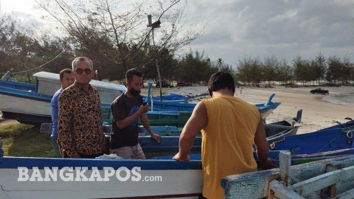 Fraksi Gerindra DPRD Bangka Janji Sampaikan Keluhan Nelayan Matras ke Presiden RI