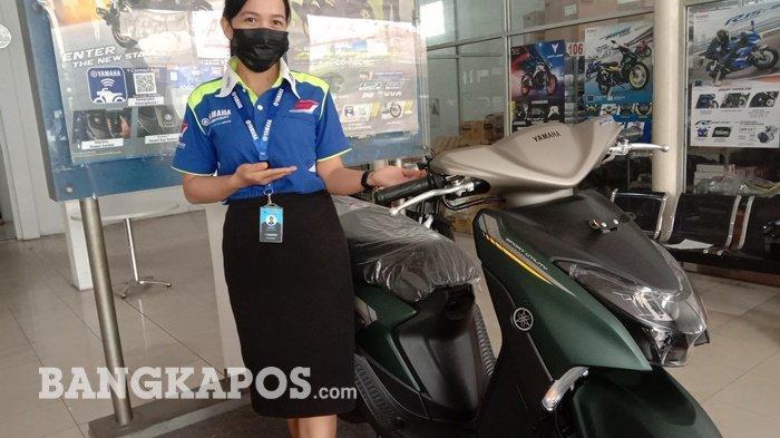 Yamaha Gear Kaya Akan Fitur, Harga Ramah di Kantong