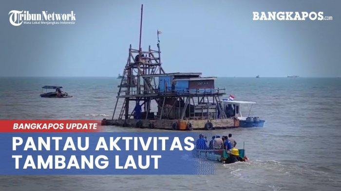 Humas PT Timah Belum Tanggapi Soal Rencana Tambang di Laut Olivier Belitung Timur