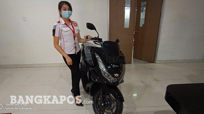 Tahun 2020 Penjualan Motor Honda Alami Penurunan, Hadirnya PCX 160 Jadi Pilihan di  Bangka Belitung