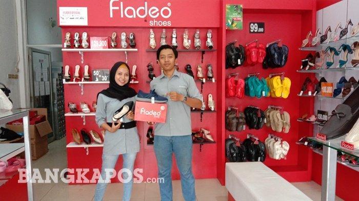 Mau Cari Sepatu , Yuk ke Fladeo Shoes Lagi Cuci Gudang Lho, Berikan Promo Harga Murah
