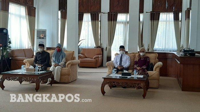 Bangun Harmonisasi dengan Wakil Bupati, Algafry Rahman Sebut Tak Alergi dengan Kritikan dan Hinaan