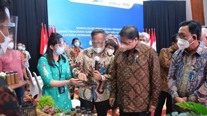 Airlangga Hartarto Sebut Perekonomian Indonesia Mulai Pulih, Proyeksi Tahun Ini Tumbuh 4,5 Persen