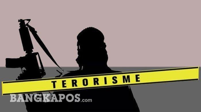 Terduga Teroris Ini Ternyata Penjual Air Bersih, Polisi Temukan Senjata Api di Rumahnya