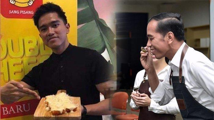 Selain Masakan Ibu Negara, Jokowi Kini Punya Chef Baru, Menu Selama Puasa Ramadan Diracik Kaesang