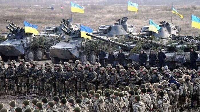 Perang Rusia-Ukraina Telah Dimulai, 30 Tentara Ukraina Tewas Didor Sniper Beruang Merah