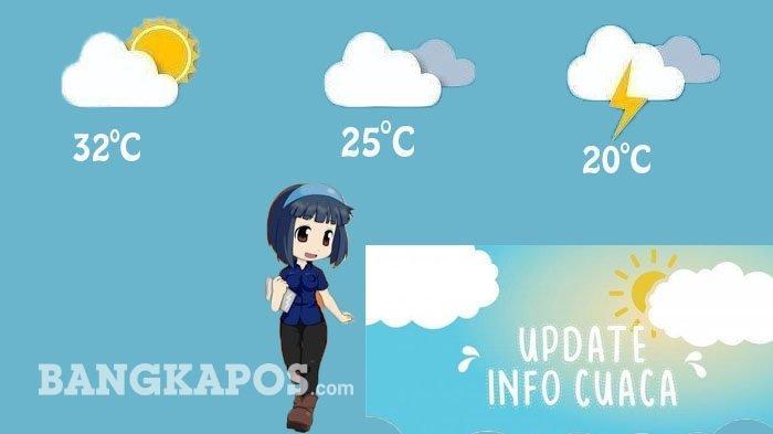 Prakiraan Cuaca Hari Ini Jumat 7 Februari 2020 di Indonesia, Belitung Waspada Angin Kencang
