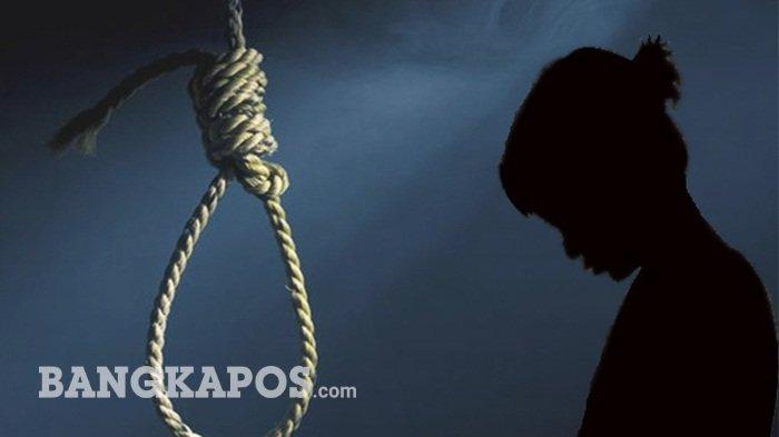 Heboh, Bunuh Diri di Mako Polres Bangka, Mella Terkejut Temukan Lelaki Leher Tergantung di WC