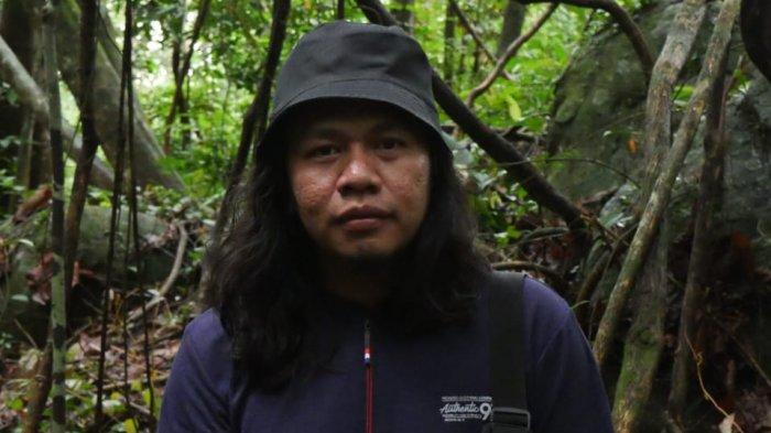 Wakil ketua Pokdarwis PEGAWI desa Pelangas, Rahman