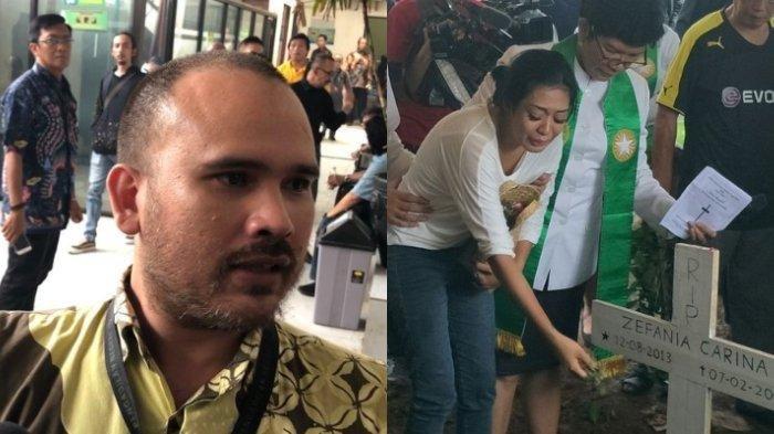 Karen Pooroe Kesal Kasus Kematian Zefania Carina Belum Terungkap Selama Hampir 2 Tahun Ini