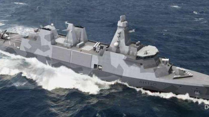 Dipersiapkan Hadapi Kapal Perang Asing, Ini Kecanggihan dan Senjata Fregat Arrowhead 140 Indonesia