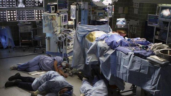 MASIH MISTERI, Puluhan Staf Rumah Sakit Alami Hal Mengerikan Usai Kontak Dengan Pasien Wanita Ini