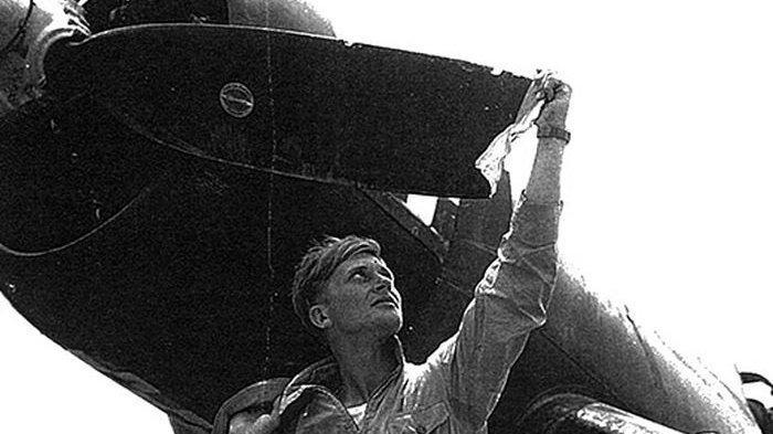 Kisah Pilot AS Gunakan Baling-baling Pesawatnya Jatuhkan Pesawat Jepang, Gegara Senjatanya Membeku