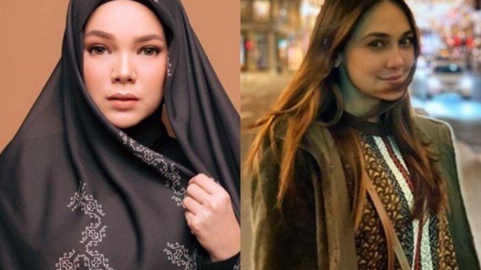 Merinding Dengar Kisah Hijrah Dewi Sandra, Luna Maya Merasa Tak Pantas Berdoa Karena Banyak Dosa