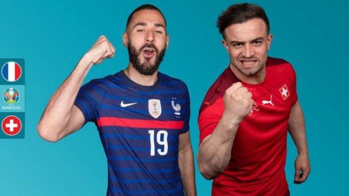 Prediksi Prancis Vs Swiss, Didier Deschamps Andalkan Trisula