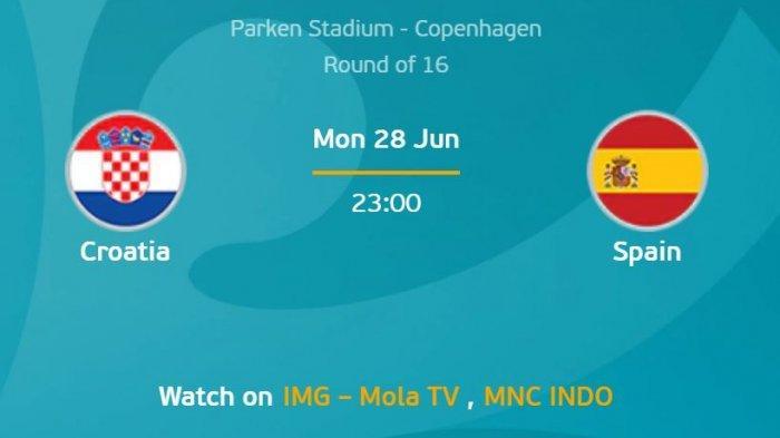 Prediksi Kroasia Vs Spanyol, Malam Ini La Roja Tak Boleh Anggap Remeh Luca Modric Cs
