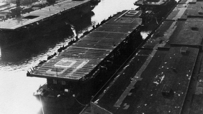 Kisah USS Makassar, Kapal Induk Rasa Nusantara yang Berakhir Jadi Sasaran Latihan Penembakan Rudal