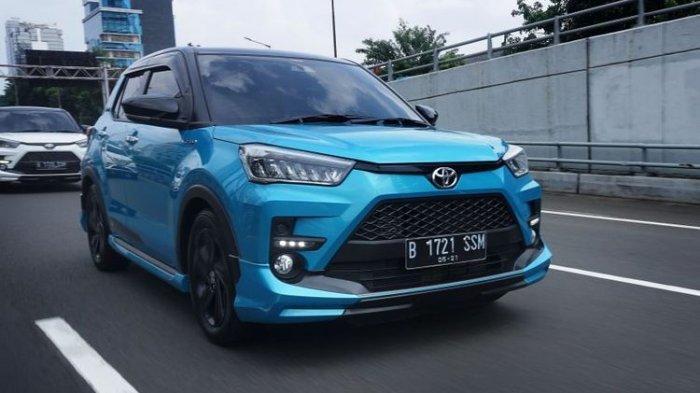Toyota Raize Hadir Dengan Fitur Keamanan Canggih